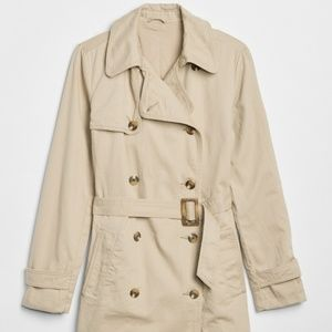 NWT Gap Classic Trench Coat